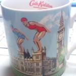 イギリスのお土産:キャス・キッドソンのロンドンオリンピック限定マグ
