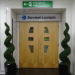 ヒースロー空港ターミナル3のラウンジ・Serviceair Lounges