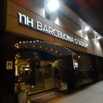 NHバルセロナ スタジアム宿泊記 2014年