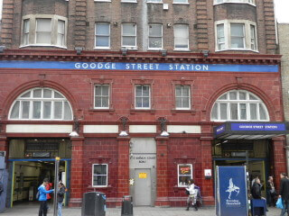 goodge st sta