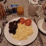 モーガン・ホテル(大英博物館側、ロンドン)滞在記 2012年朝食#3