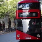 11番のバスでミニミニ・ロンドン観光w