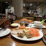 ザ・ブルームズベリー・ ホテル The Bloomsbury Hotel (ロンドン)宿泊記 2014年朝食