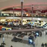 ヒースローのターミナル2