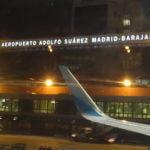 マドリード・バラハス空港は広くて移動が大変ー!