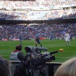 サッカー現地観戦
