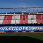 アトレティコ・マドリードのスタジアム見学ツアー @ ビセンテ・カルデロン