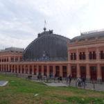 マドリードのプエルタ・デ・アトーチャ駅