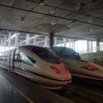 マドリード・アトーチャ駅からAVEに乗ってバルセロナへ