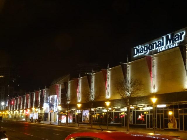ディアゴナル・マル(ショッピングセンター)でピンチョス