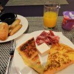 AC ホテル バルセロナ フォーラム バイ マリオット(AC Hotel Barcelona Forum)宿泊記 2015年朝食#2