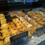 GPFバルセロナ会場のCCIB近くの美味しいパティスリー Forn de Pa Granier Cafeteria