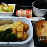 全日空(ブリュッセル→成田)エコノミー搭乗記 2015年機内食#2