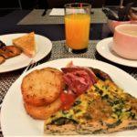 AC ホテル バルセロナ フォーラム バイ マリオット(AC Hotel Barcelona Forum)宿泊記 2015年朝食#5